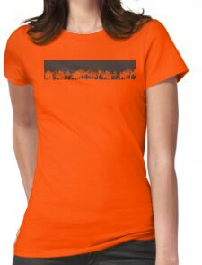 zombieland 03 Womens Fitted T-Shirt