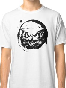Angry Owl Classic T-Shirt