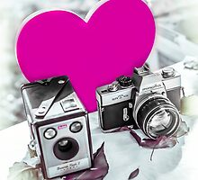 I ♥ Photography Pink by Livonne