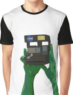 space tourism Graphic T-Shirt