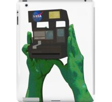 space tourism iPad Case/Skin
