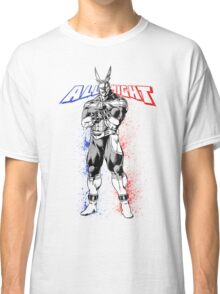 All Might - My Hero Academia Classic T-Shirt