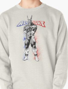 All Might - My Hero Academia Pullover