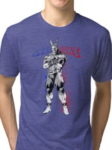 All Might - My Hero Academia Tri-blend T-Shirt