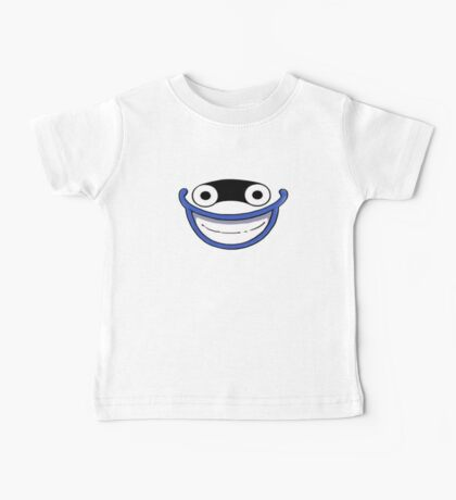 Whisper Smile Face Yokai Watch Baby Tee
