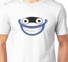 Whisper Smile Face Yokai Watch Unisex T-Shirt