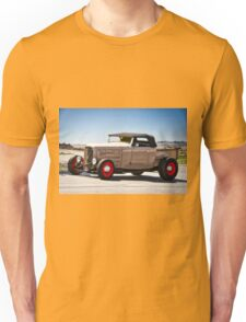 1932 Ford 'Original and Rare' Roadster Pickup  Unisex T-Shirt