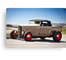1932 Ford 'Original and Rare' Roadster Pickup  Canvas Print