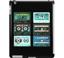 OLD CASSETTE TAPES iPad Case/Skin