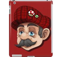 Retired Plumber iPad Case/Skin