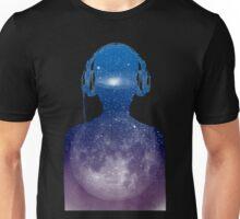 music space Unisex T-Shirt