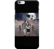 melies meets rusalochka iPhone Case/Skin