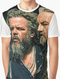 Sons Of Anarchy Graphic T-Shirt