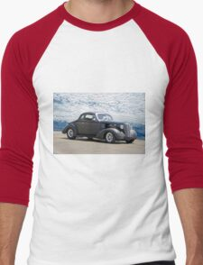1938 Chevrolet Master Coupe Men's Baseball ¾ T-Shirt