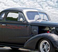 1938 Chevrolet Master Coupe Sticker
