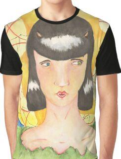 Earth Goddess Graphic T-Shirt