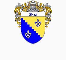 Shea Coat of Arms / Shea Family Crest Unisex T-Shirt