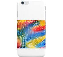 The Coral-Abstract iPhone Case/Skin