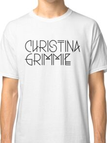 grimmie Classic T-Shirt