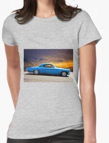 1953 Studebaker 'Blue Streak' Commander Womens Fitted T-Shirt