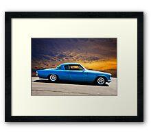 1953 Studebaker 'Blue Streak' Commander Framed Print