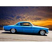 1953 Studebaker 'Blue Streak' Commander Photographic Print