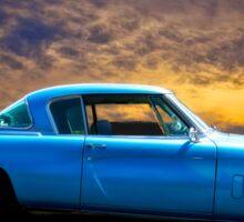 1953 Studebaker 'Blue Streak' Commander Sticker