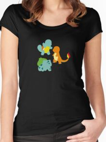 Kanto Trio Women's Fitted Scoop T-Shirt