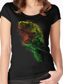 Killing machine Women's Fitted Scoop T-Shirt