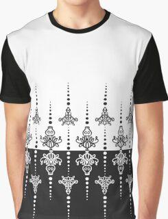 Uni Droplets Graphic T-Shirt