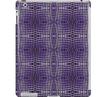 Can tabs / pull-rings woven together iPad Case/Skin
