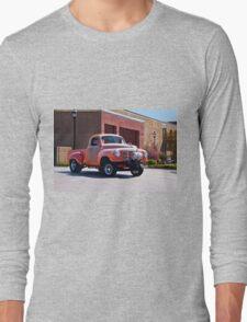 1948 Studebaker 'Gasser' Pickup II Long Sleeve T-Shirt