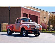 1948 Studebaker 'Gasser' Pickup II Photographic Print