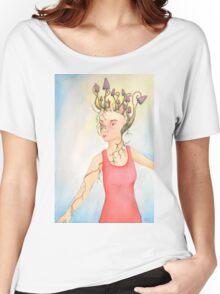 Shroom Goddess Women's Relaxed Fit T-Shirt