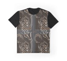 Concepts in brown Graphic T-Shirt