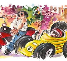Sicilian Traffic 02 by Goodaboom