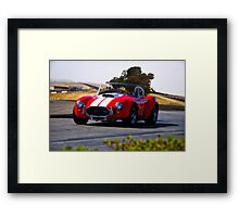 1966 Shelby Cobra Replica Framed Print