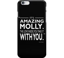 Ghost - It's Amazing Molly iPhone Case/Skin