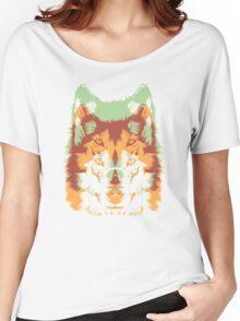 DMT wolf spirit Women's Relaxed Fit T-Shirt