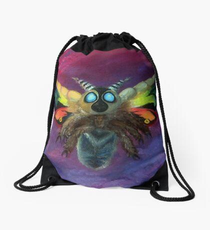 Mothra Drawstring Bag