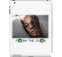Gustavo Fring 2 Face iPad Case/Skin