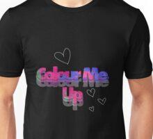 Colour Me Up Unisex T-Shirt