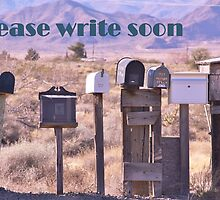 Please Write Soon by Syllyred