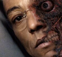 Gustavo Fring 2 Face Sticker