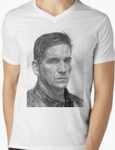 person of interest Mens V-Neck T-Shirt