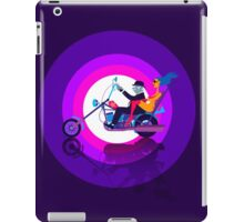 Psychedelic Mid-Life Crisis  iPad Case/Skin