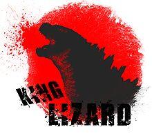 King Lizard by ratherkool