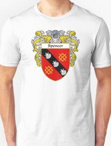 Spencer Coat of Arms / Spencer Family Crest Unisex T-Shirt