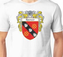 Spencer Coat of Arms / Spencer Family Crest Unisex T-Shirt