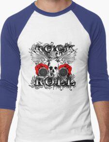 Rock Roll Classic Men's Baseball ¾ T-Shirt